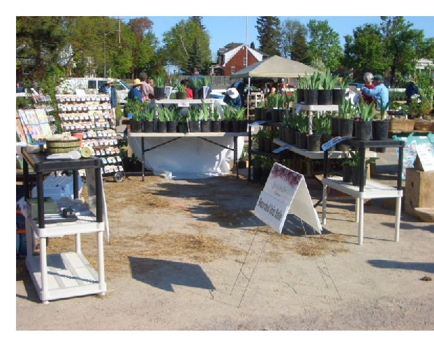 Annual Friends of the Farm Plant Sale